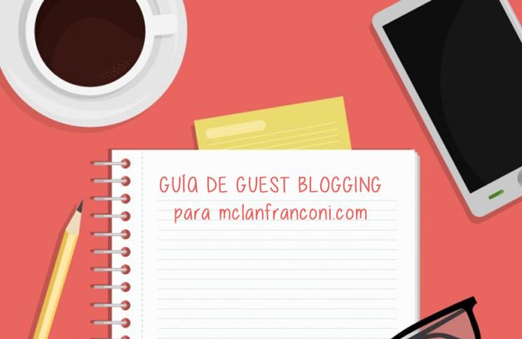Guest Blogging mclanfranconi