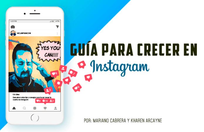 Guia para crecer en instagram