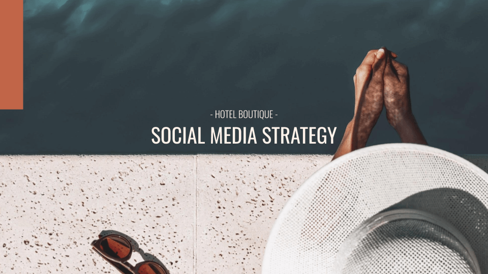Hotel Boutique Social Media by SlidesGo