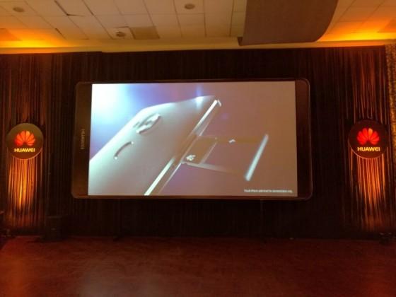 Lanzamiento Huawei Bolivia Mate 8 - 3