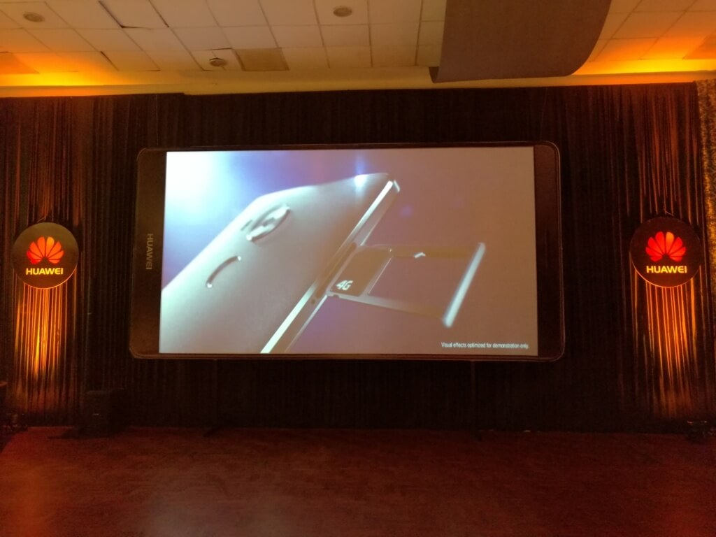 Lanzamiento Huawei Bolivia Mate 8 - 1