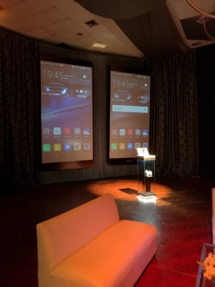 Lanzamiento Huawei Bolivia Mate 8 - 4