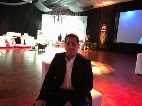 Lanzamiento Huawei Bolivia Mate 8 - 5