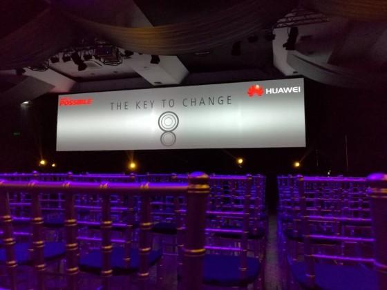 Lanzamiento Huawei Bolivia Mate 8 - 8