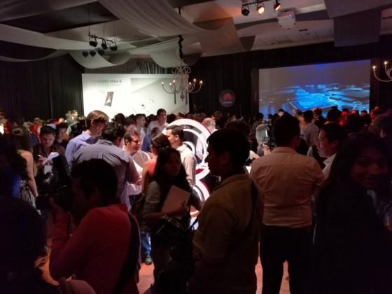 Lanzamiento Huawei Bolivia Mate 8 - 12