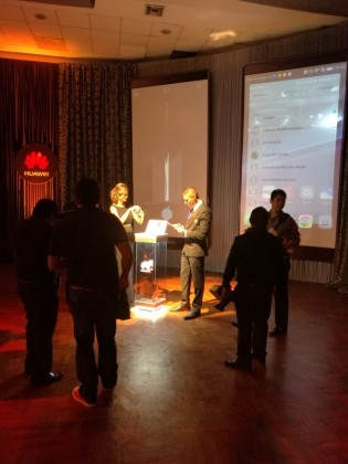 Lanzamiento Huawei Bolivia Mate 8 - 14