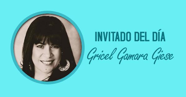 Gricel Gamarra Giese invitada