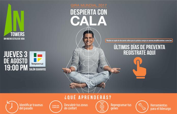 Ismael Cala en Bolivia 2