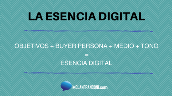 Como armar un social media plan la esencia digital
