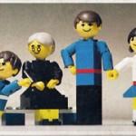 La historia de lego