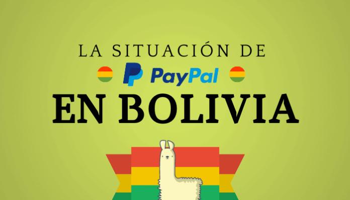 La situación de PayPal en Bolivia v2