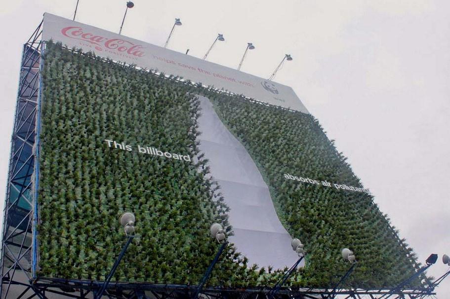 La valla más ecologica del mundo