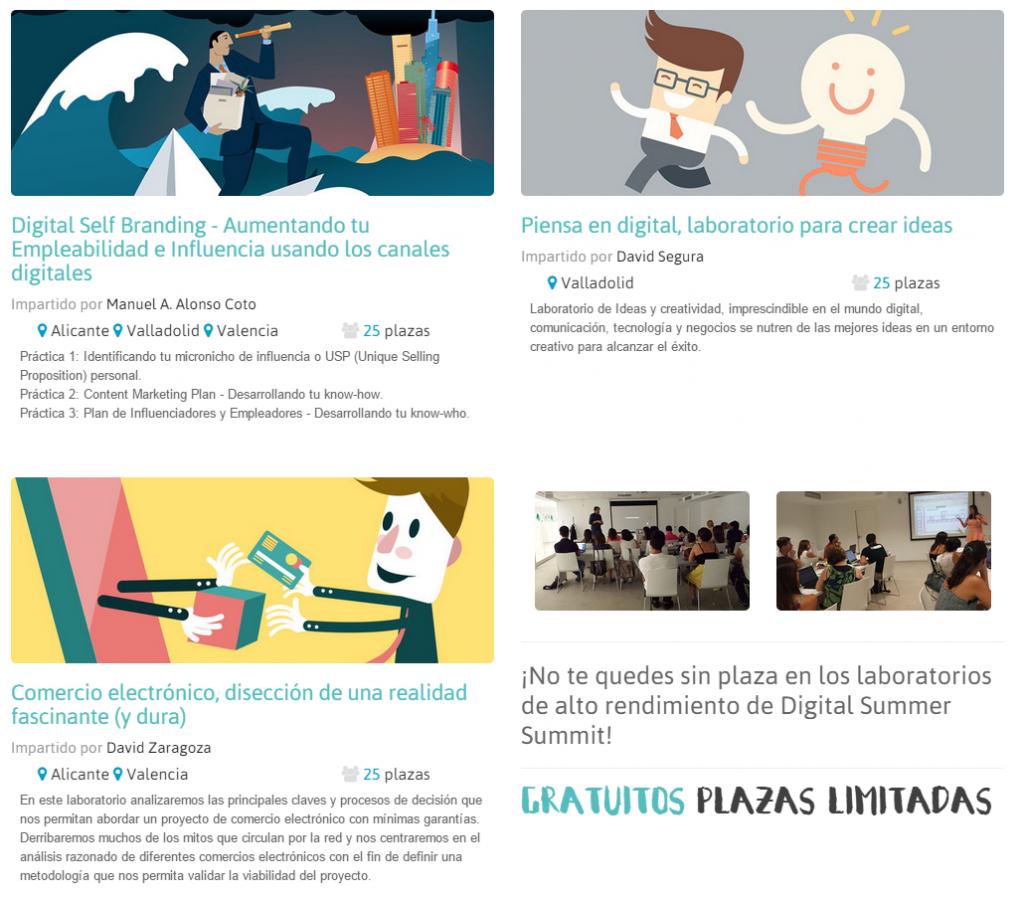 Laboratorios digital summer summit 2015 mclanfranconi