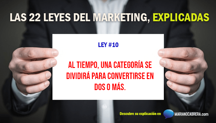 Ley del marketing 10