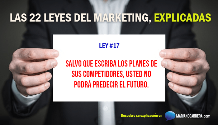 Ley del marketing 17