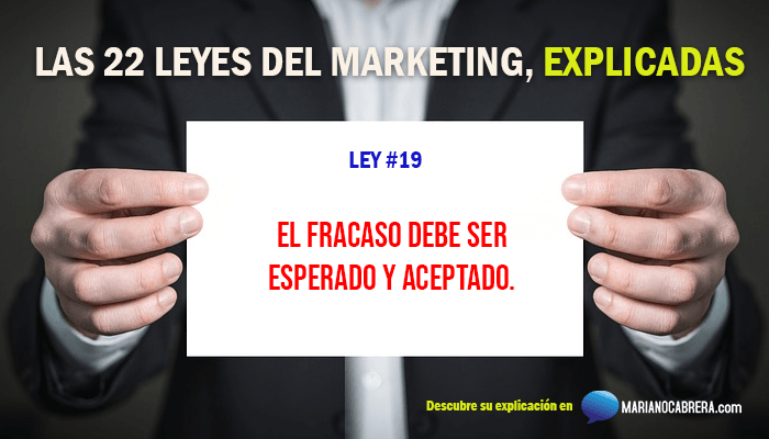 Ley del marketing 19