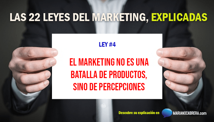 Ley del marketing 4