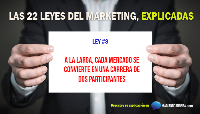 Ley del marketing 8