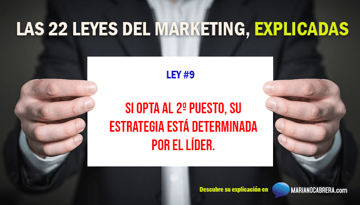 Ley del marketing 9