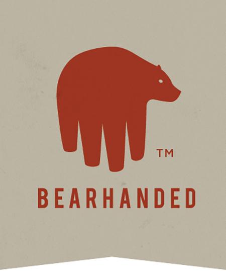 Logo Oculto BearHanded