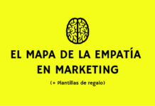 Mapa de la empatia en marketing