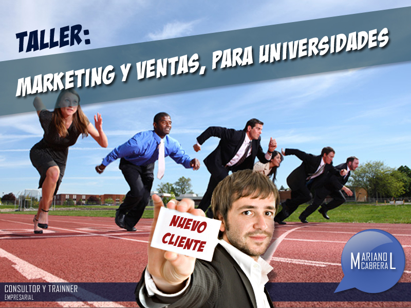 Marketing y ventas para universidades