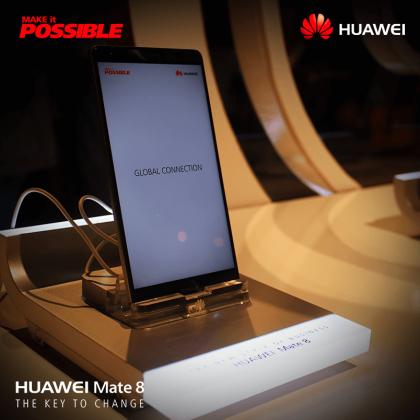 Lanzamiento Huawei Bolivia Mate 8 - 18