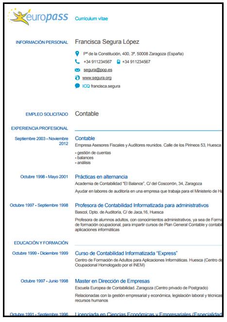como se hace un cv  u2013 hashtoken net