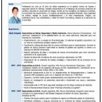 Modelo curriculum funcional