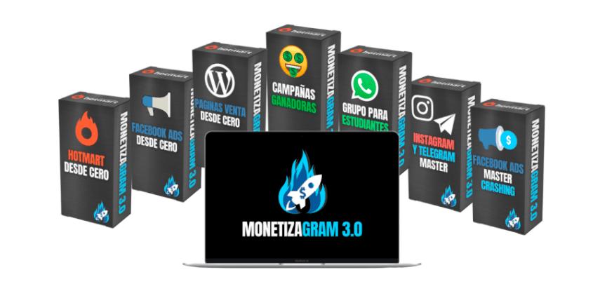 Monetizagram ganar dinero con redes sociales