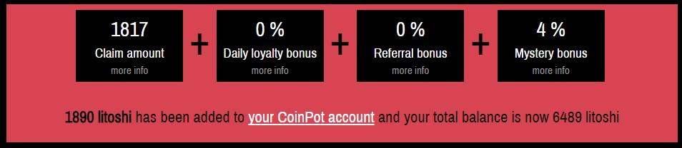 Moon Litecoin Bonus