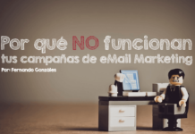 Por que no funcionan tus campañas de email marketing