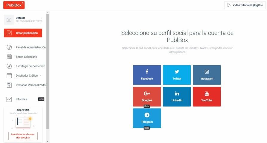 Proyectos PublBox