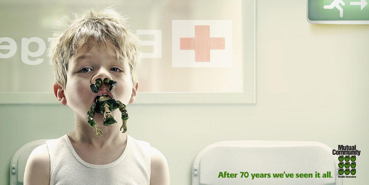 Publicidades de seguros 8