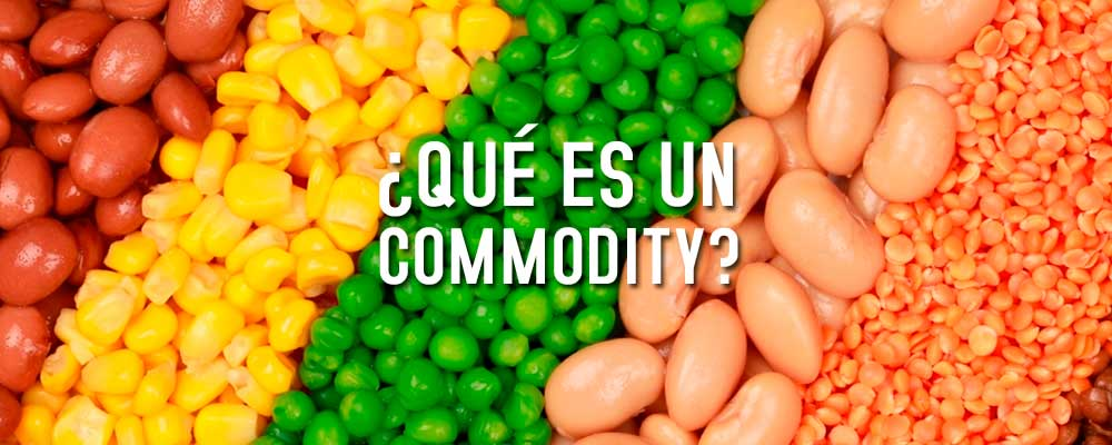 Que Es Commodity
