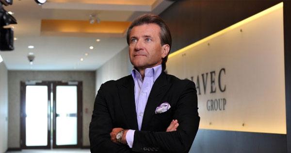 10 tips para emprendedor de Robert Herjavec