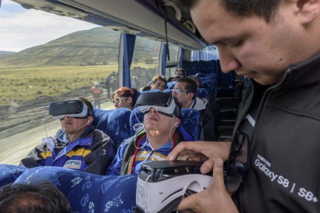 Samsung Galaxy S8 Bolivia Titicaca (2)