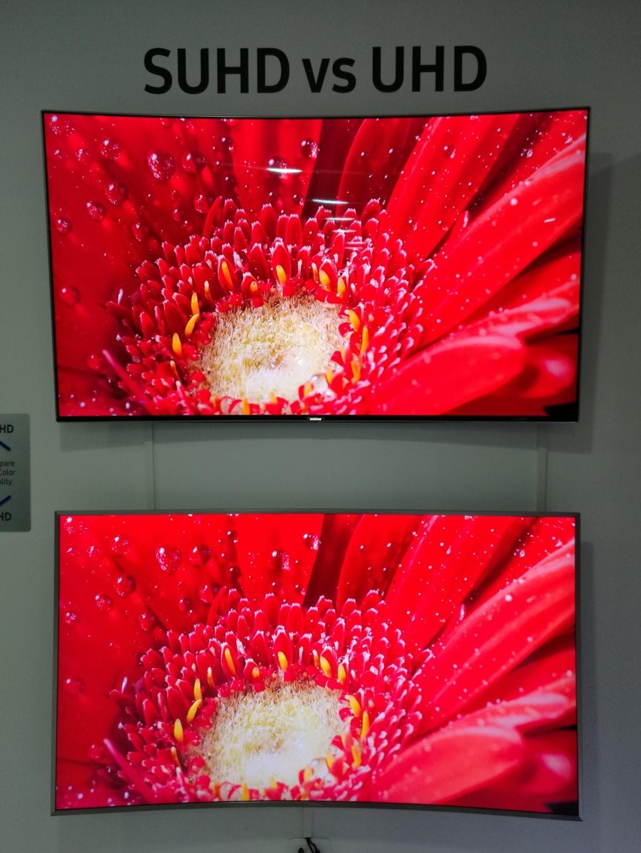 Samsung Bolivia TV SUHD 1
