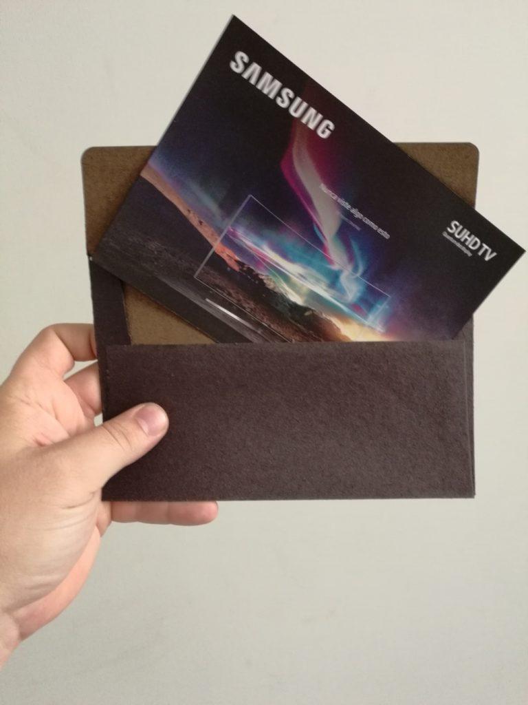 Samsung Bolivia TV SUHD 3