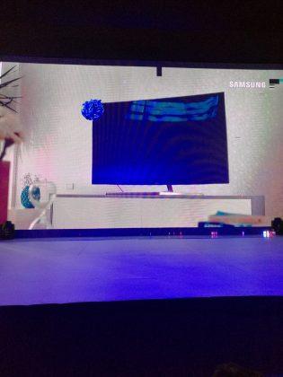 Samsung Bolivia TV SUHD 4