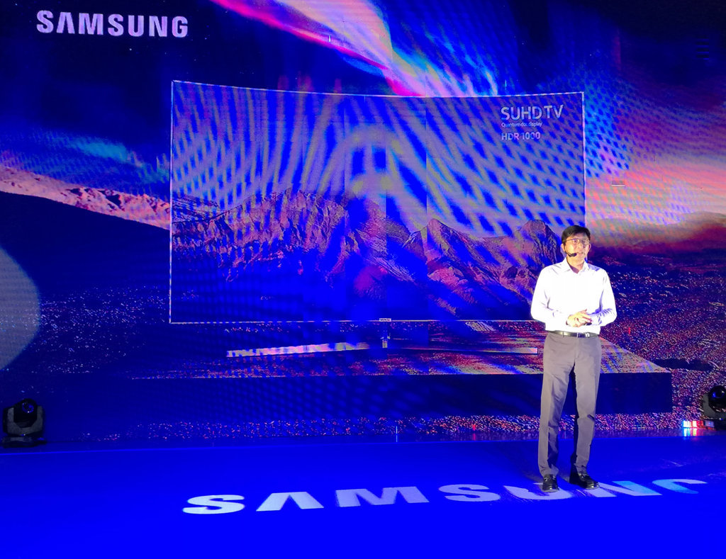 Samsung Bolivia TV SUHD 7