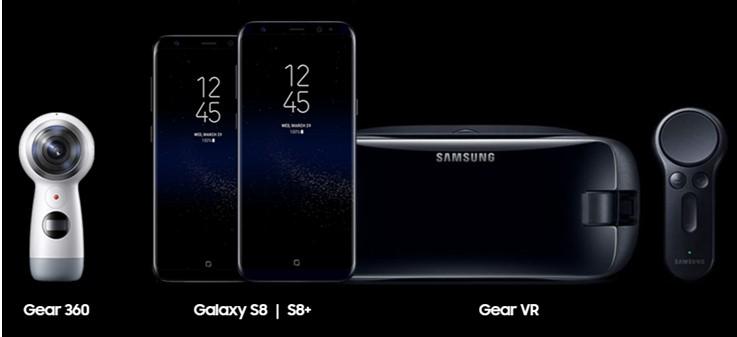 Samsung S8 en Bolivia gadgets
