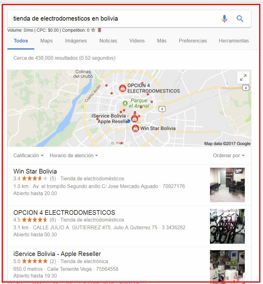 vender mas con una tienda google