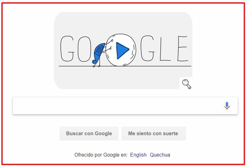 Portada Google 2018