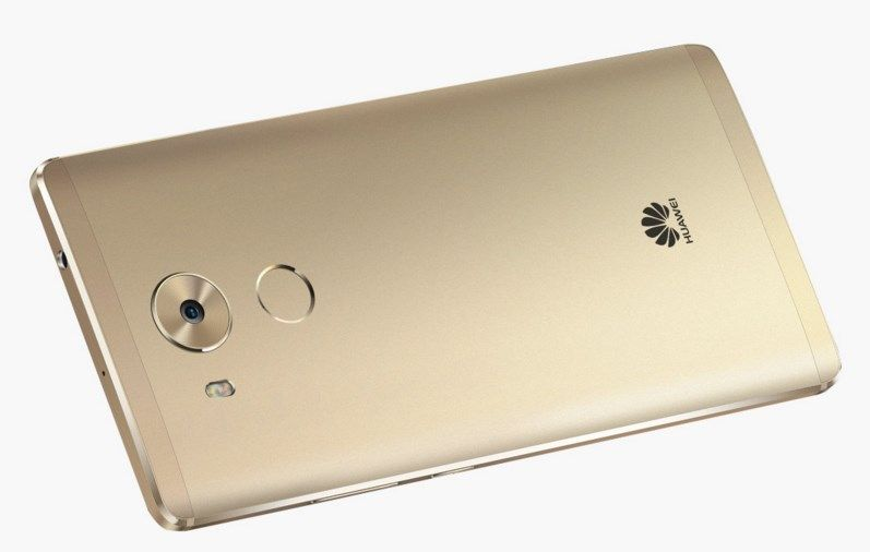 Huawei Mate 8 fingerprint