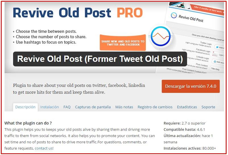 aumentar las interacciones en facebook revivir publicacionesc