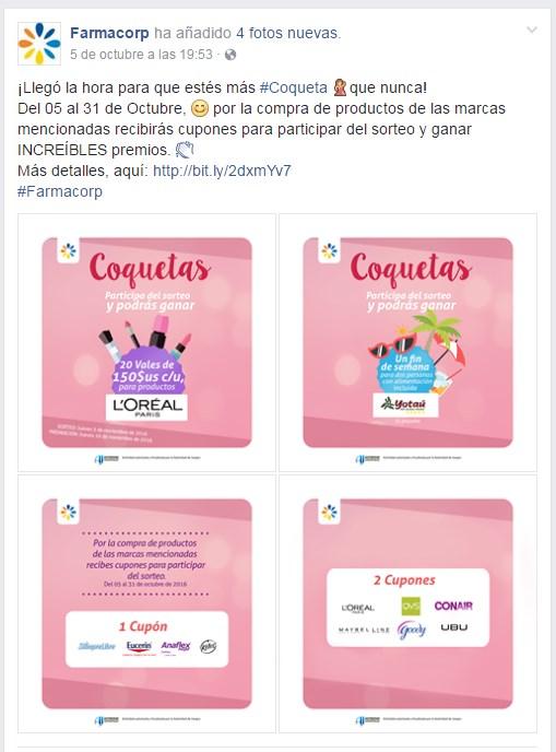 aumentar las interacciones en facebook concursos y sorteos