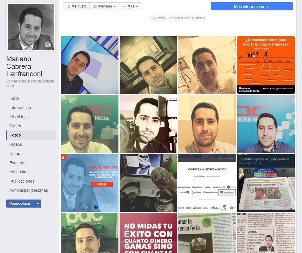 aumentar las interacciones en facebook selfies