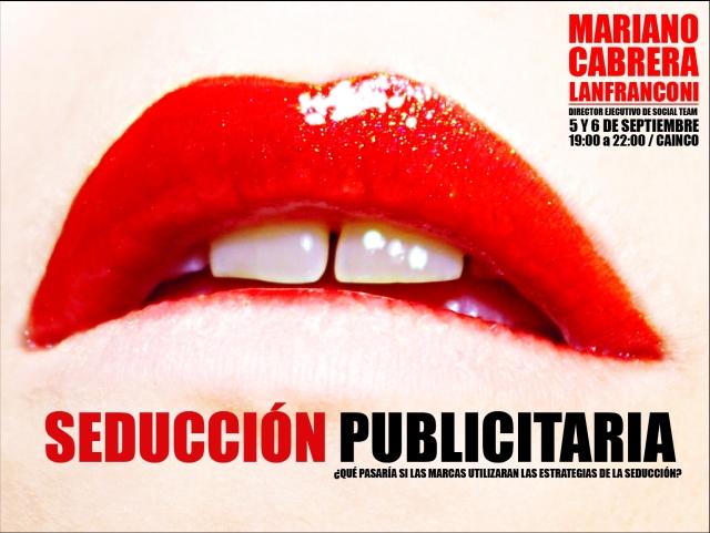 Seducción Publicitaria