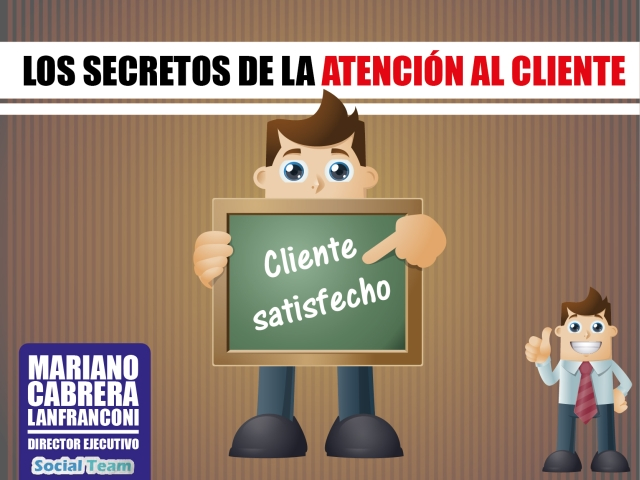 Los secretos de la atencion al cliente